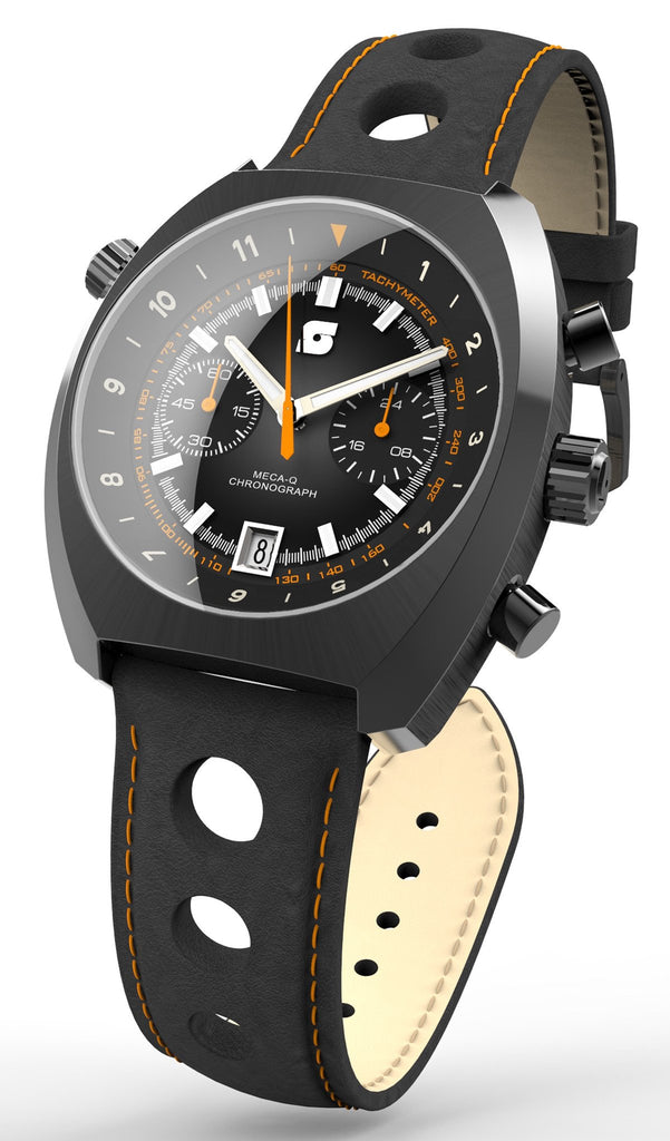 Straton Curve Chrono DLC - 42mm