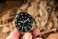 Swiftsure Black with Date