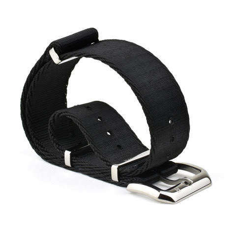Haglund Strap Co. - Nynashamn Black