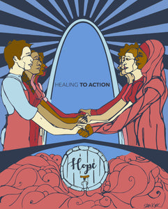 Healing to Action