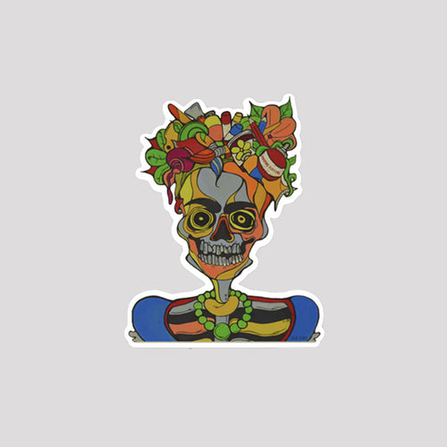 Frida Ojero Sticker