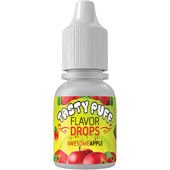 Apple Flavour Drops 7.4ml (.25 oz)