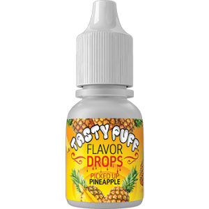 Pinapple Flavour Drops 7.4ml (.25 oz)