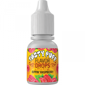 Raspberry Flavour Drops 7.4ml (.25 oz)