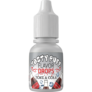 Cola Flavour Drops 7.4ml (.25 oz)
