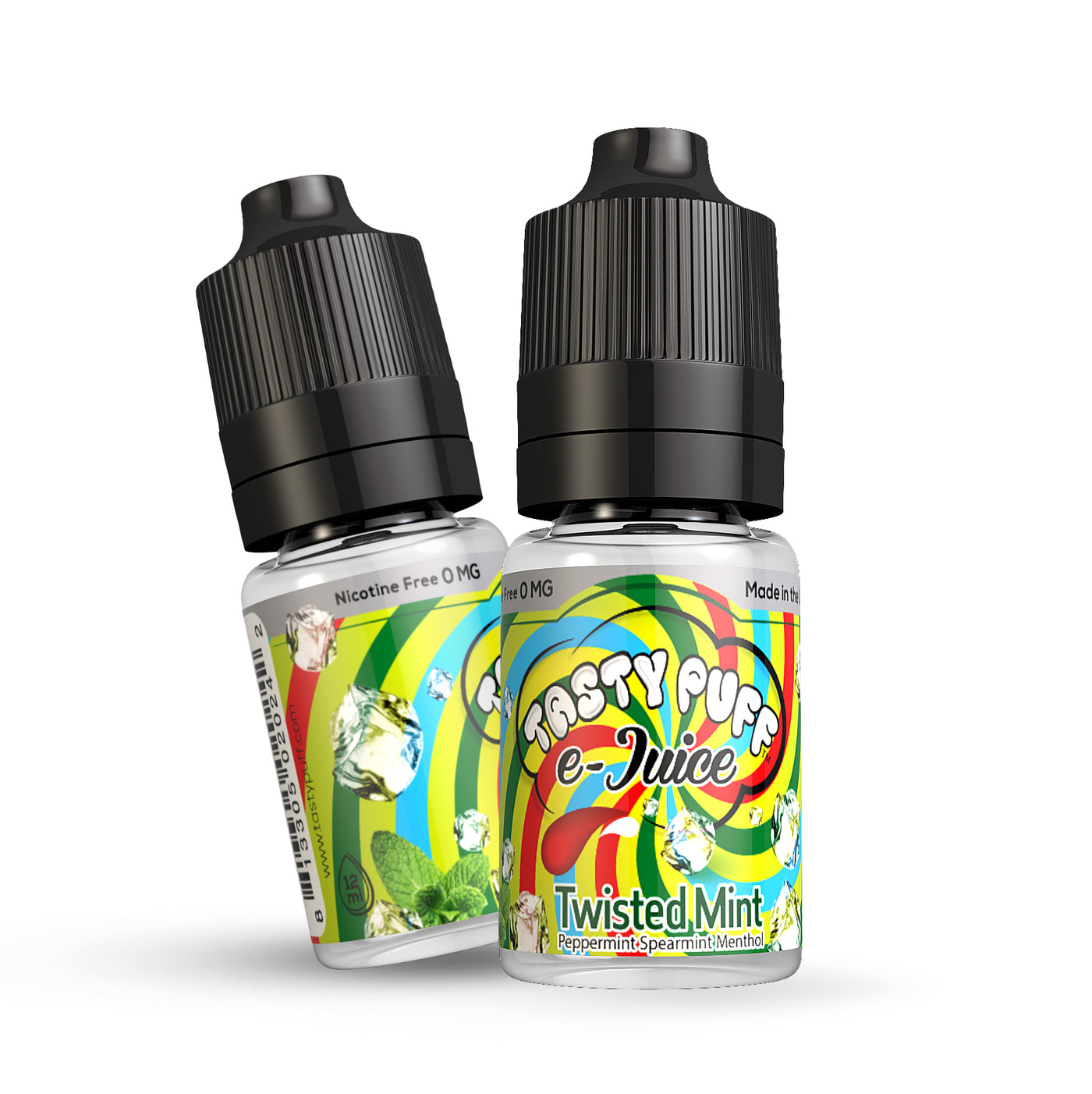 Ice eJuice - Twisted Mint