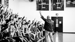 High School Motivational Speaker Jeff Yalden