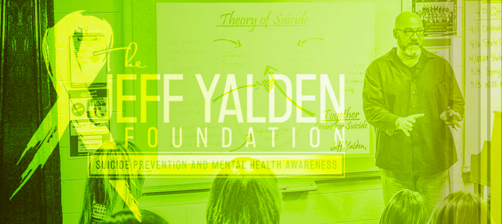 About the Jeff Yalden Foundation