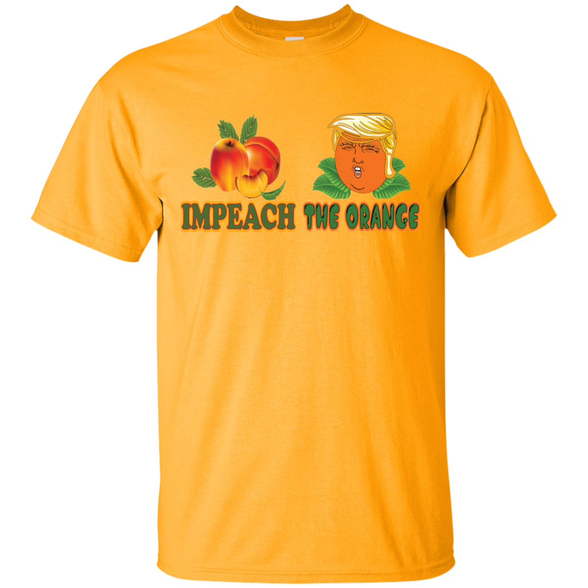 Impeach the Orange T-Shirt