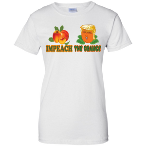 Impeach the Orange Ladies' T-Shirt