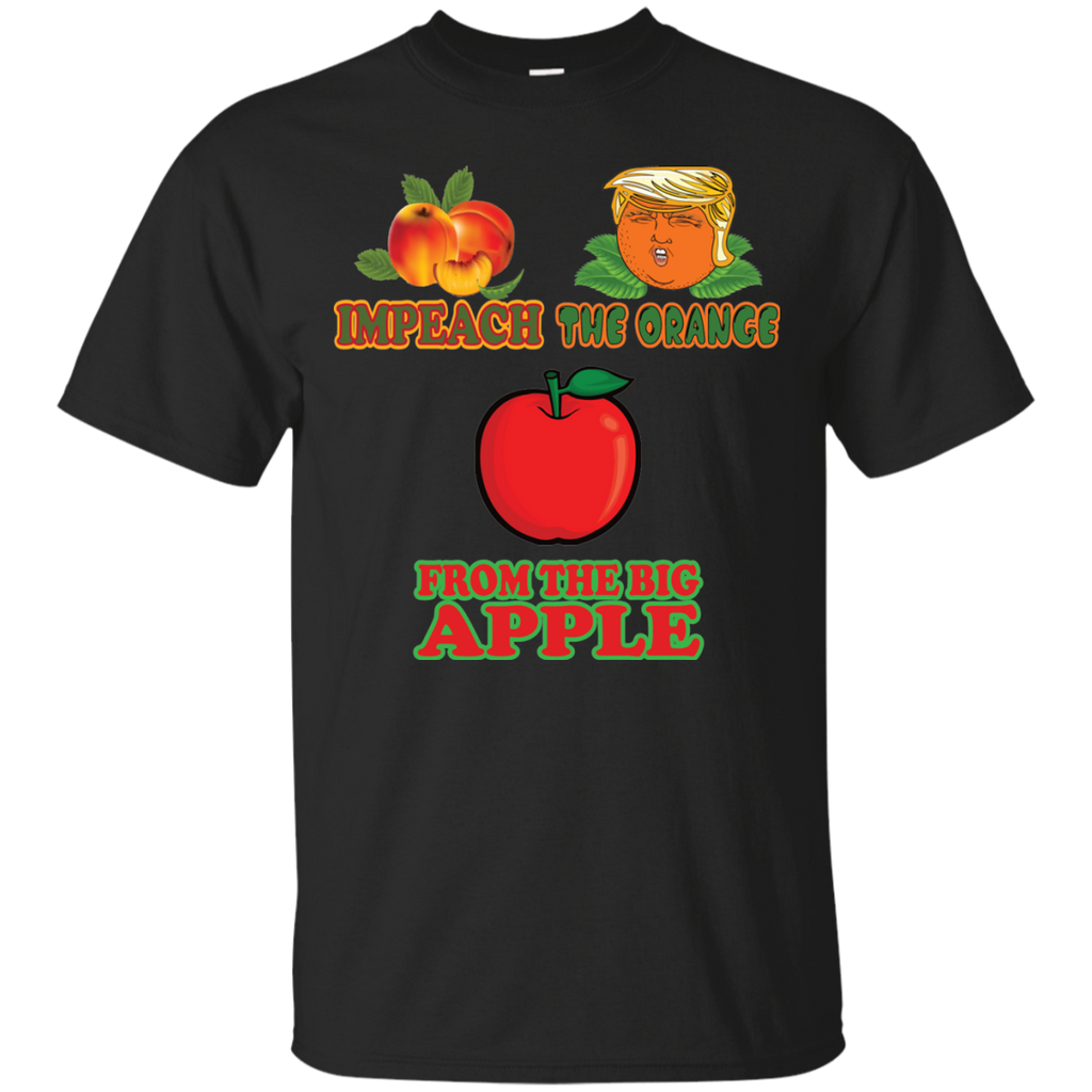 Impeach the Orange Apple T-Shirt