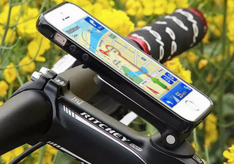 cycling phone mount