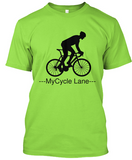 MyCycle Lane Short Sleeve T-shirt