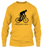 MyCycle Lane Long Sleeve Shirt