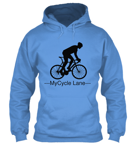 MyCycle Lane Long Sleeve Hoodie