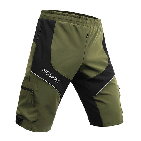 mountain biking cycling shorts