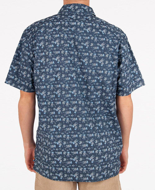 Small Pineapple Shirt | Navy