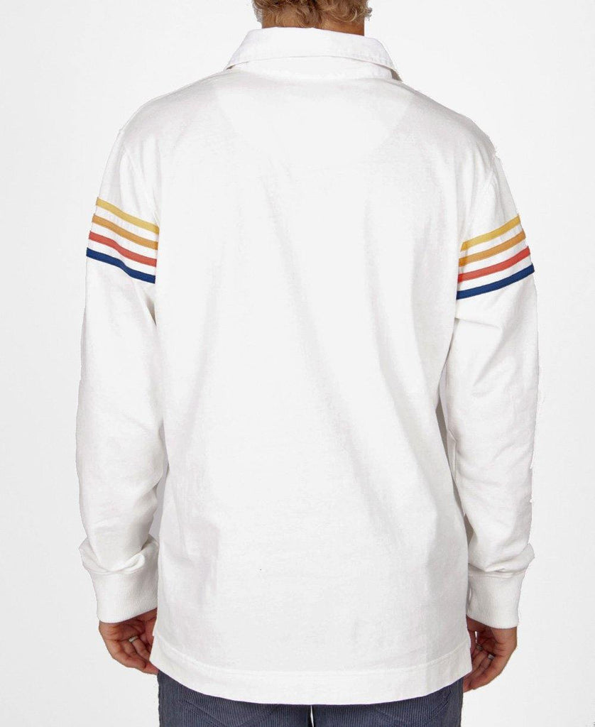 Long Island Rugby Top | Off White