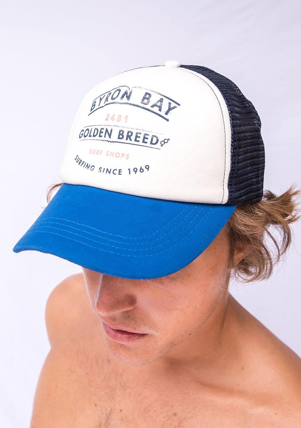 BYRON BAY TRUCKER CAP