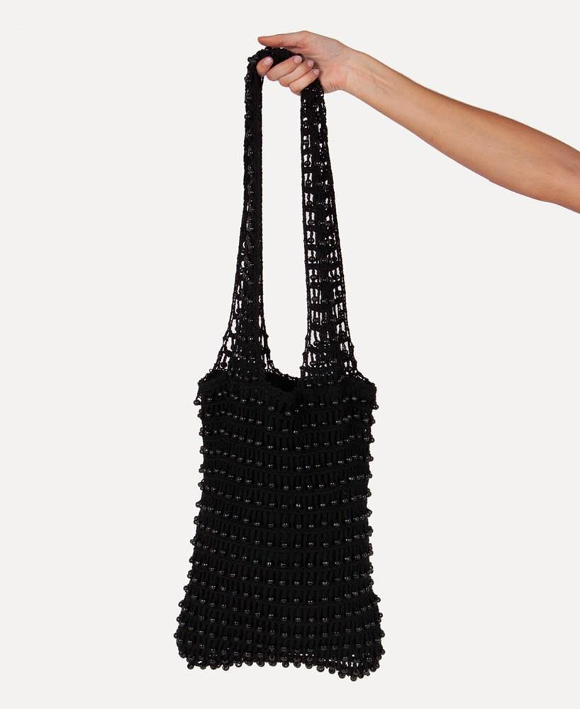 Beaded Bag | Black