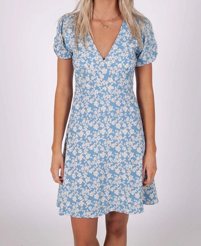 Brittany Dress | Blue