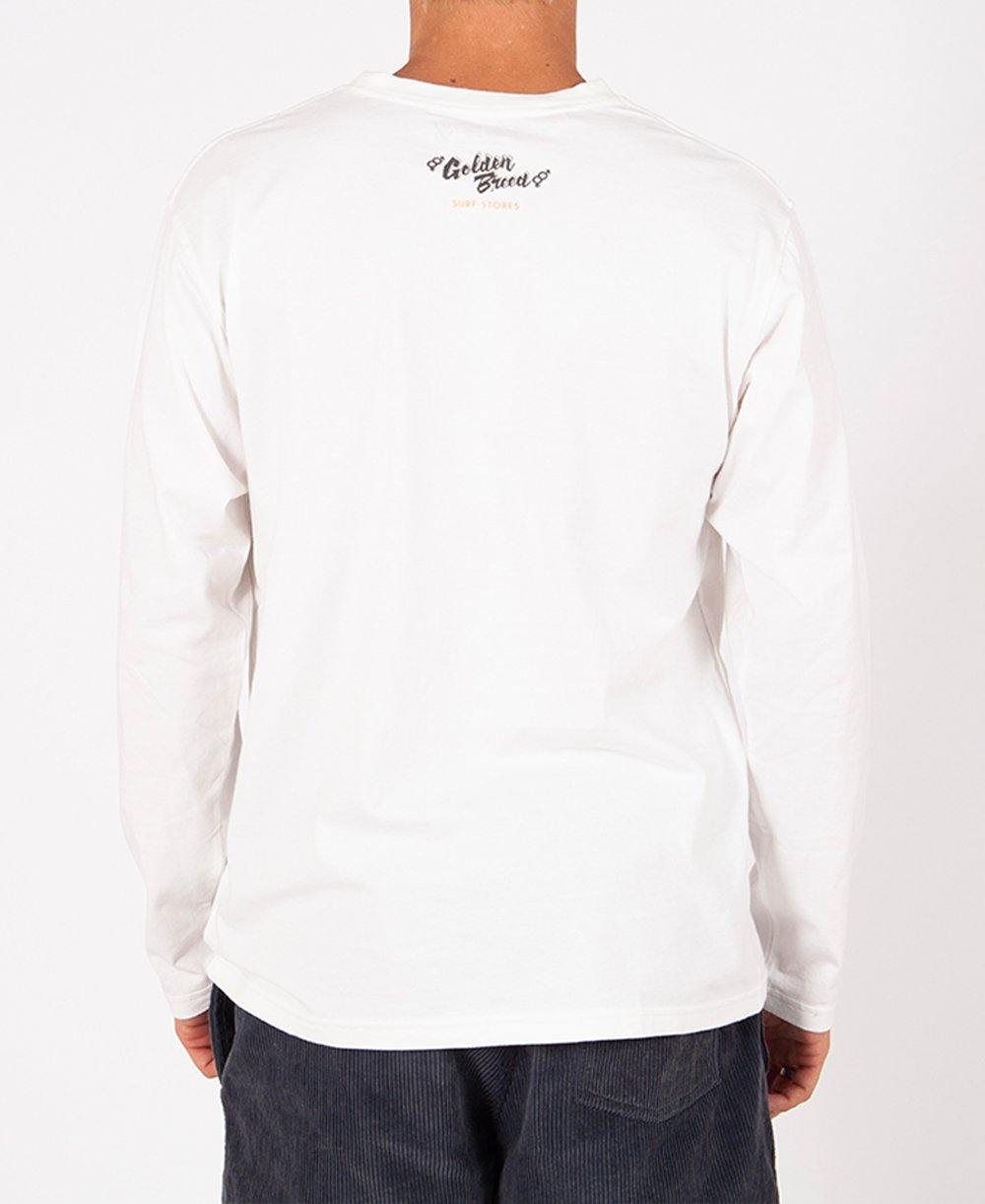Byron LS Tee | Off White