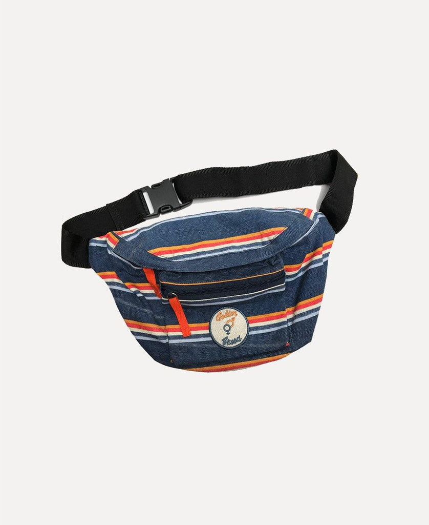 Canvas Bum Bag | Navy