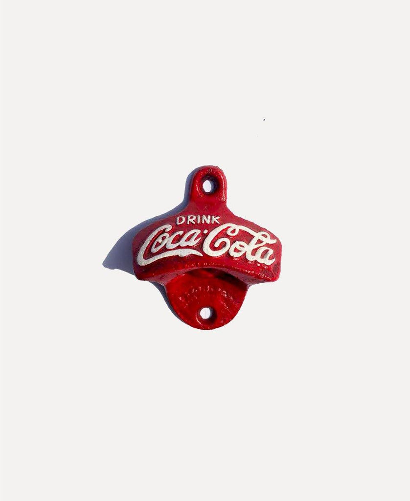 Bottle Opener | Coke Red