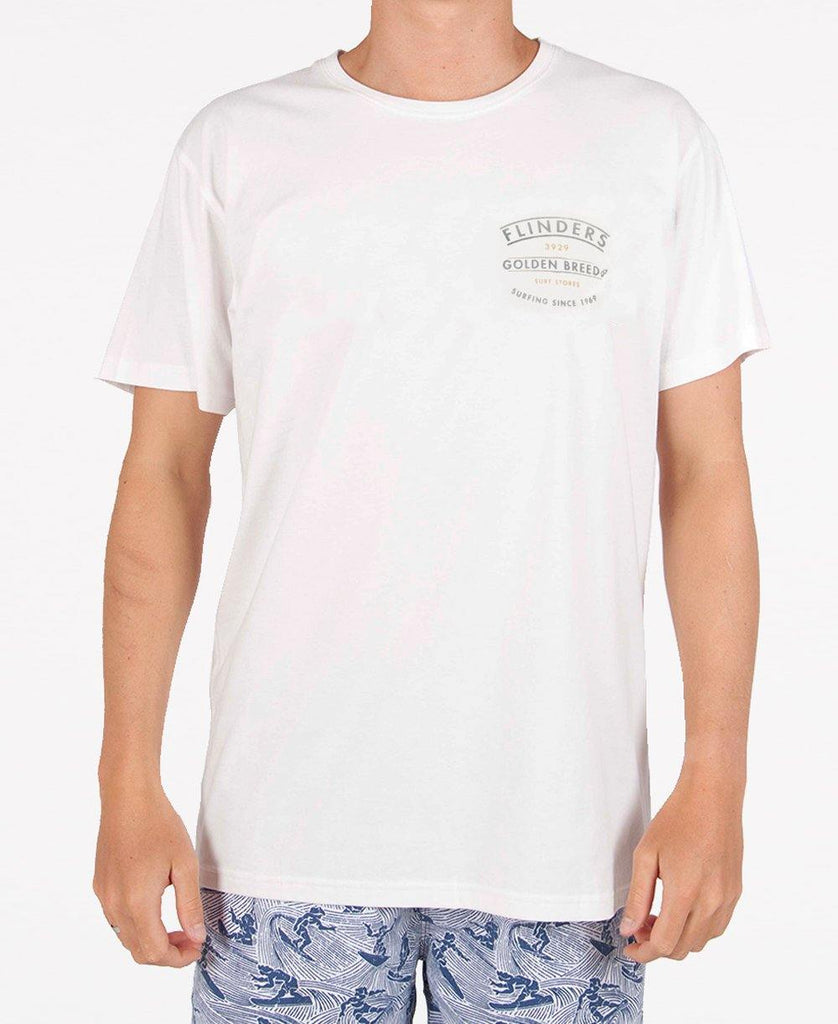 Flinders 1st Gen Tee | Off White