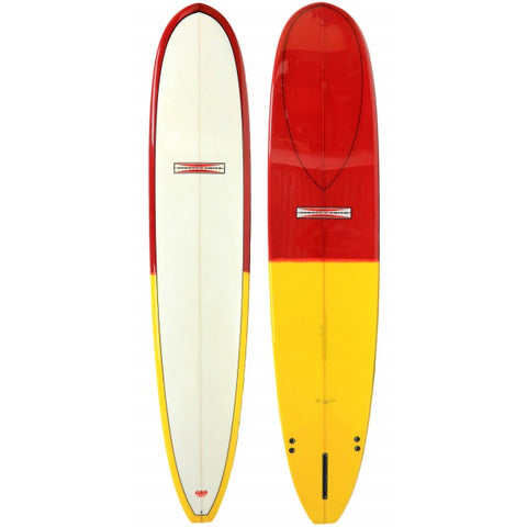 G&S EASYRIDER ORANGE 9'6""