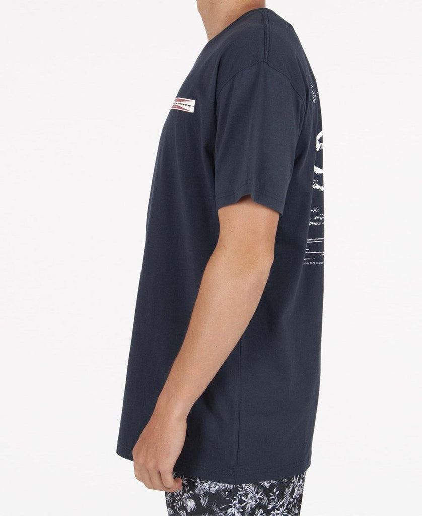 GS Surfer Tee | Navy
