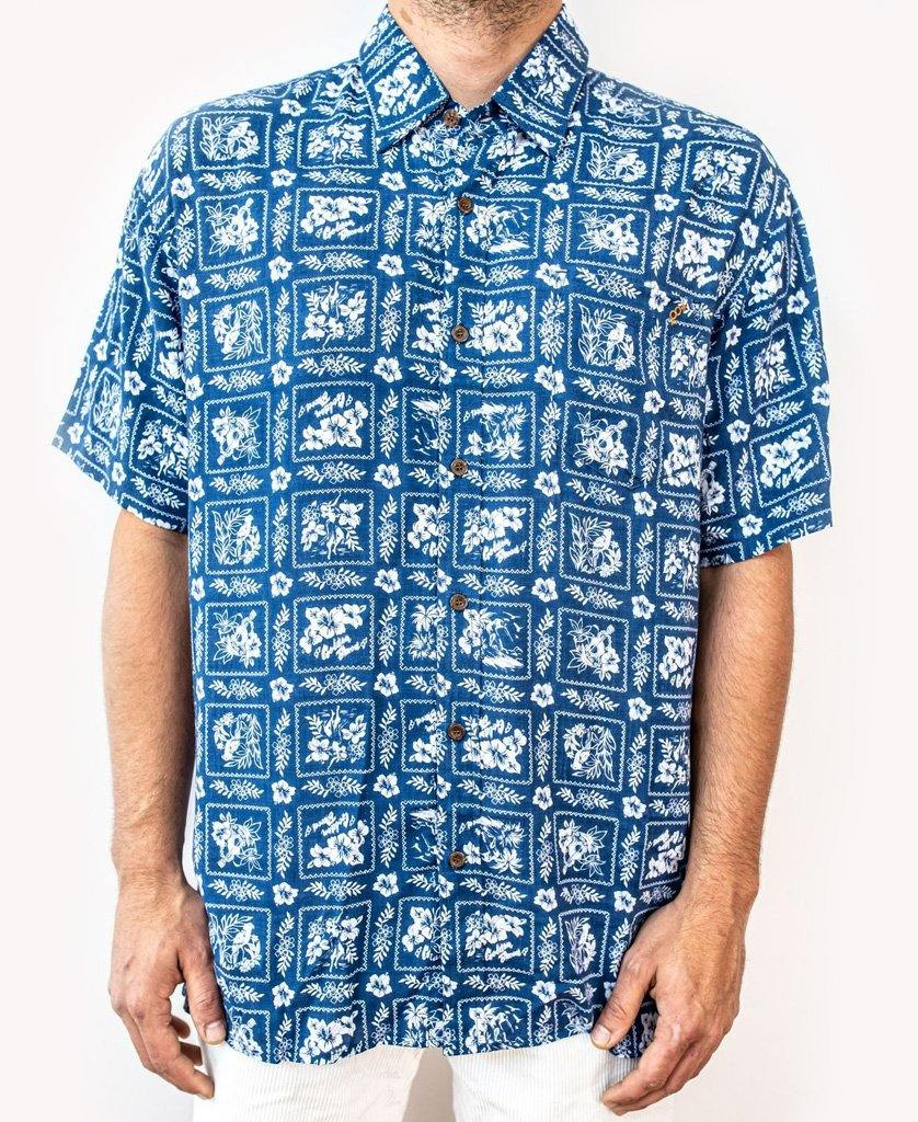 Molokai Shirt | Blue