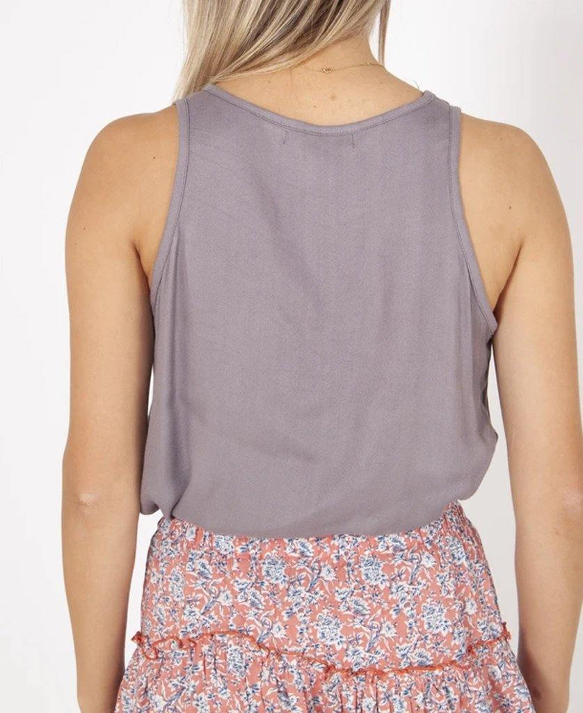 Hope Top | Grey