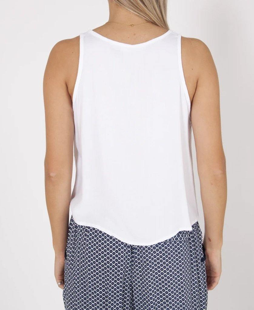 Hope Top | White