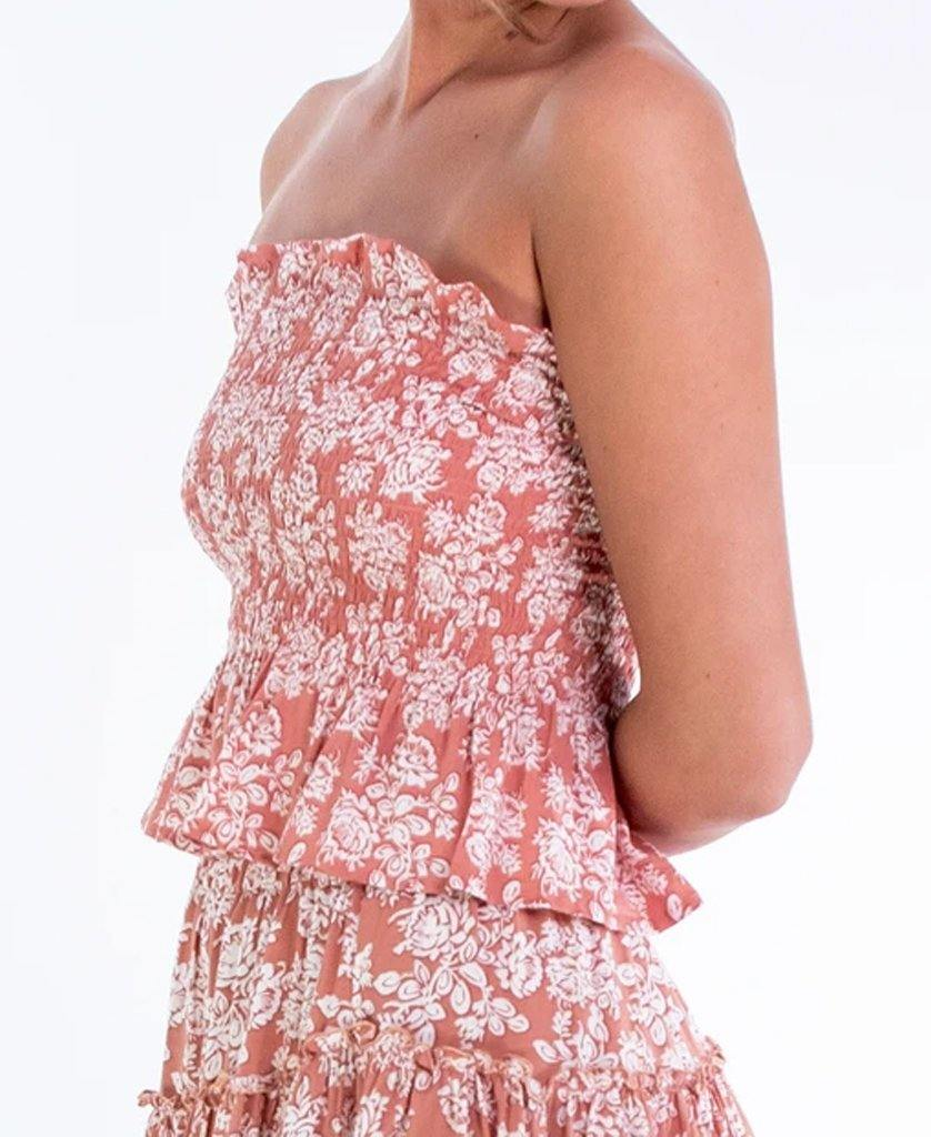 Lily Bandeau | Rose Flower Musk
