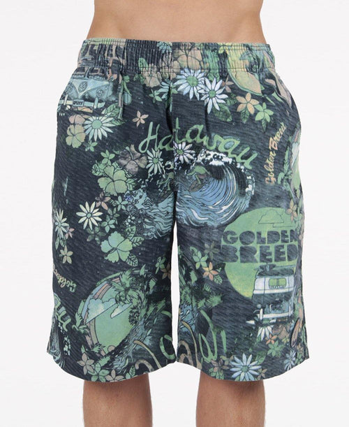 Barkly Maui Walkshort | Navy