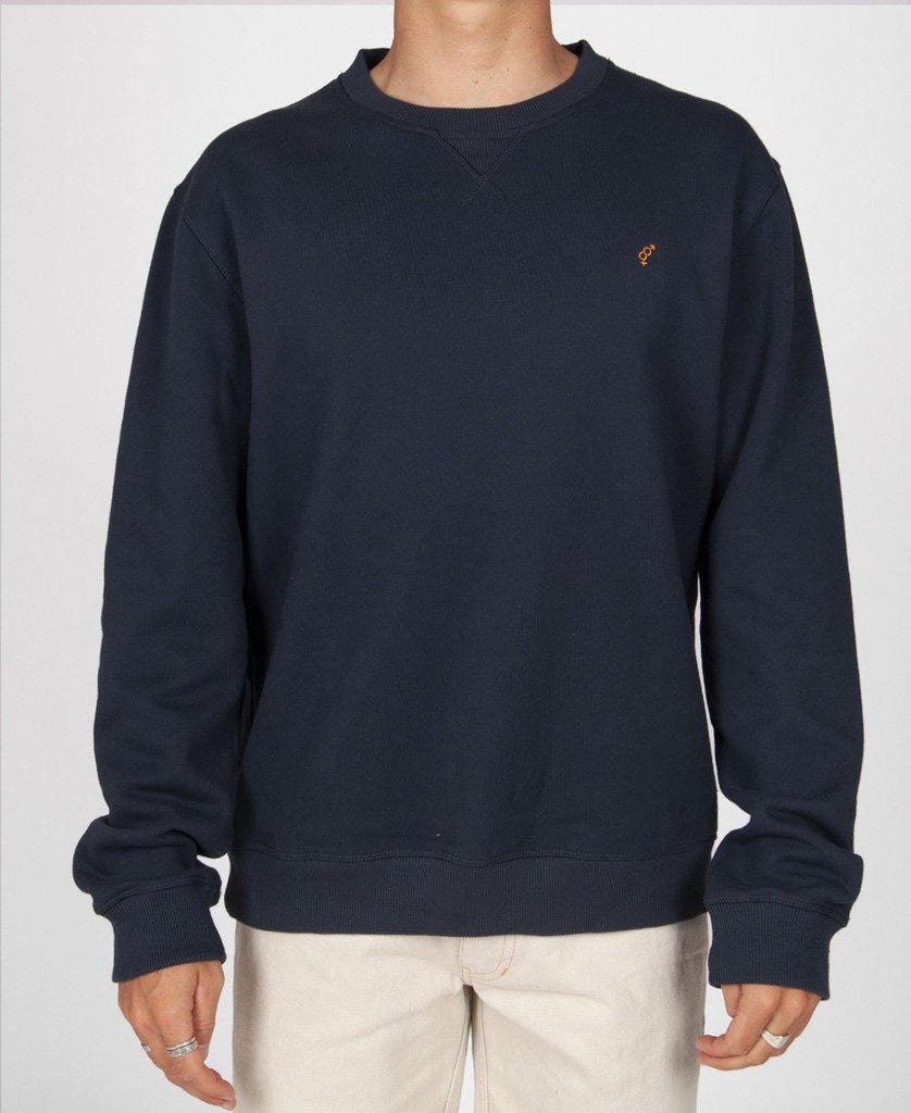 Old School Windcheater | Navy