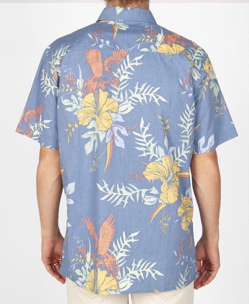 Paradise Shirt | Dark Blue