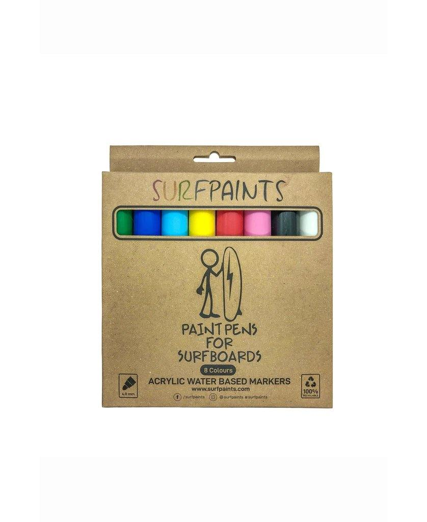Surfpaints | Premium 8 Pack
