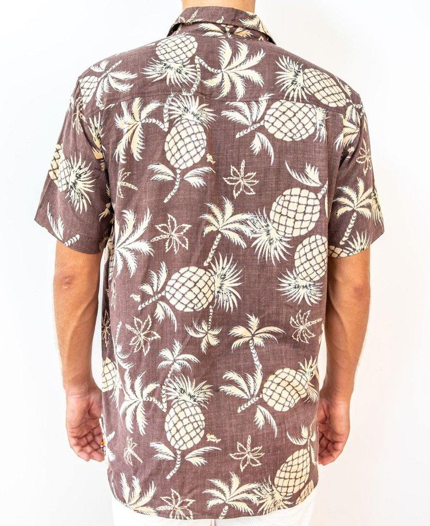 Pineapple Shirt | Plum