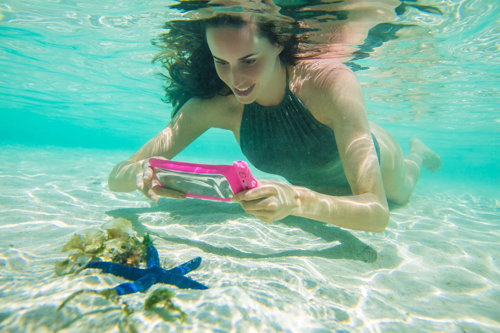 SEAQUATIX WATERPROOF CASE