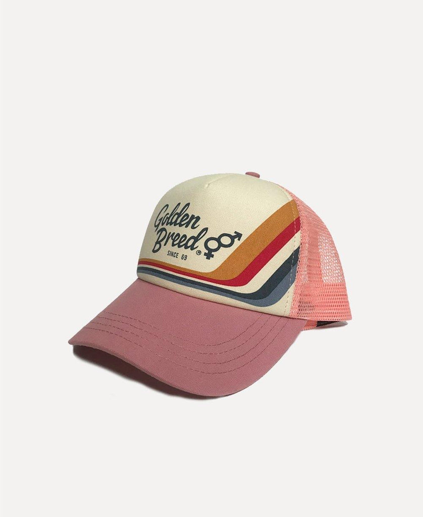 GB Retro Trucker Cap | Musk