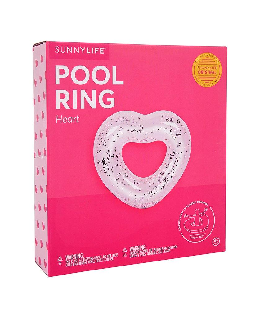 Pool Ring Heart