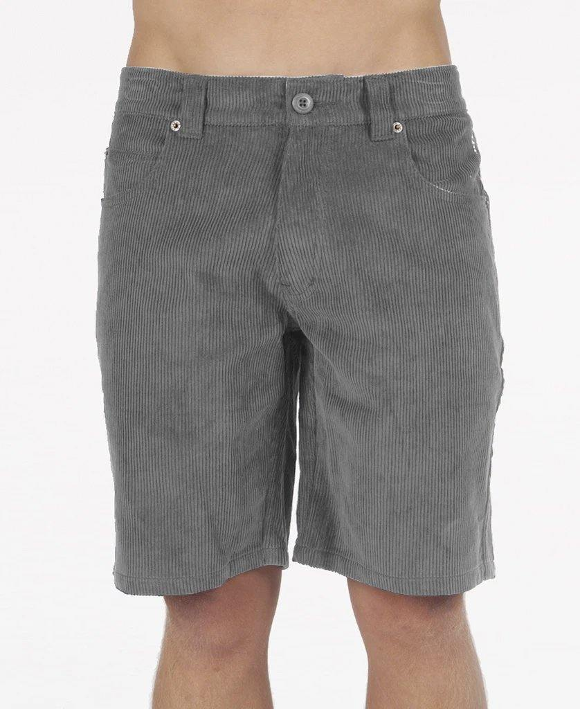 Floyd Cord Walkshort | Grey