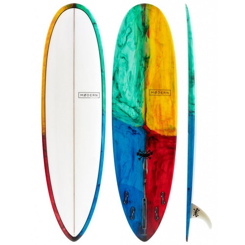 GSI / MODERN LOVE CHILD POLY MID-LENGTH SURFBOARD