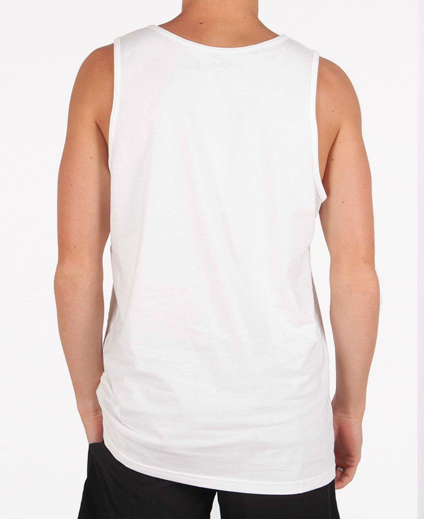 Retro Tank | Off White