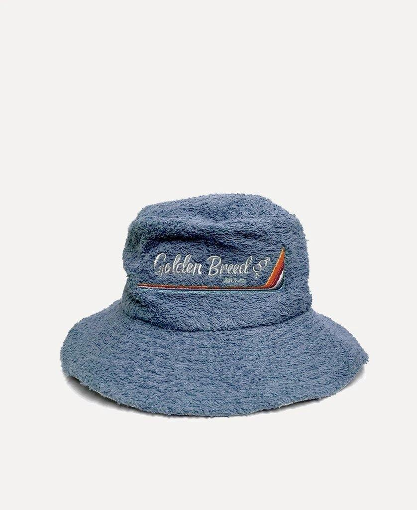 Terry Bucket Hat | Dusty Blue