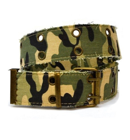Army Fatigue Belt
