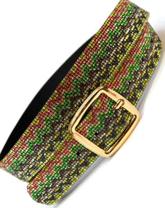 Aztec Bling Belt