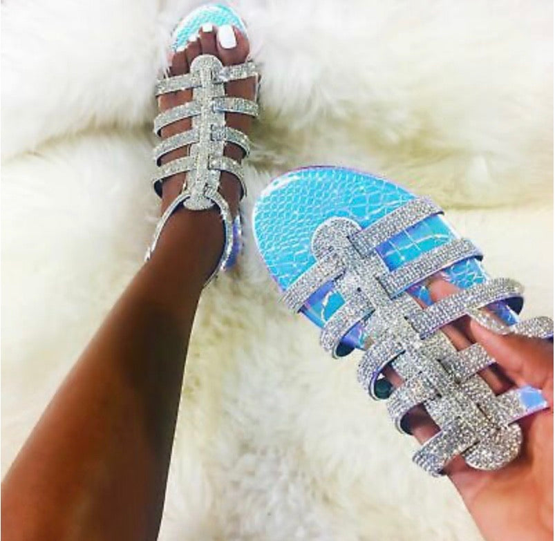 Diamond Bling Sandal